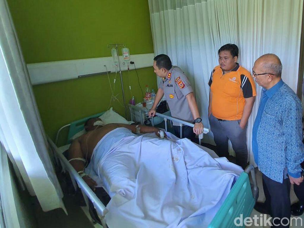 Kecelakaan di Cipali, Sopir Bus Rombongan Kiai NU Jatim Dioperasi