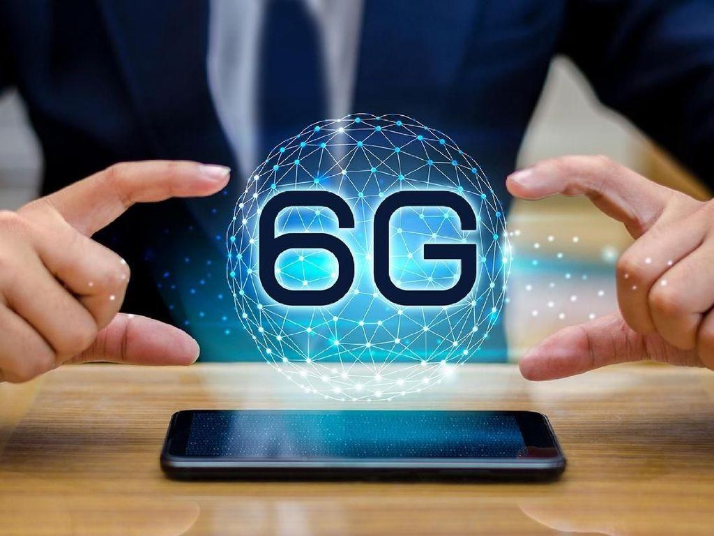 Usai Rilis iPhone 5G, Apple Kini Gabung Aliansi Pengembangan 6G