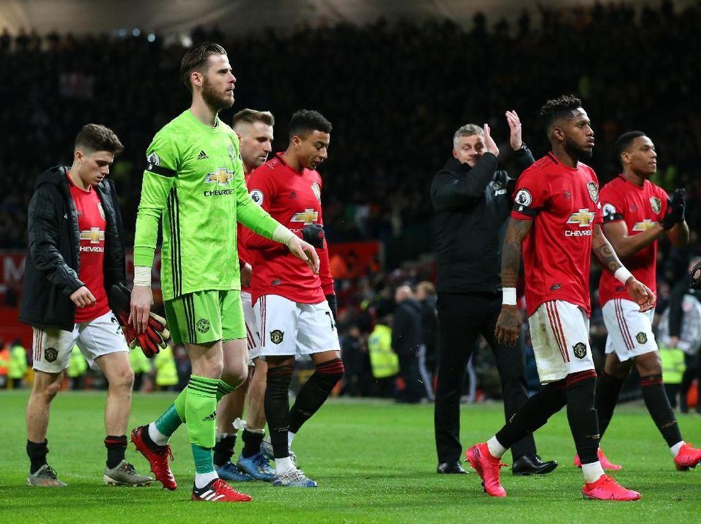 Waktunya Manchester United Mengisi Ulang Baterai