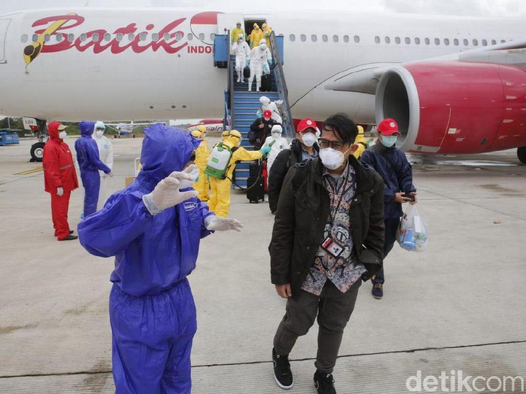 4 WNI di Wuhan Tak Mau Pulang ke RI, Kemlu: Itu Bersifat Sukarela