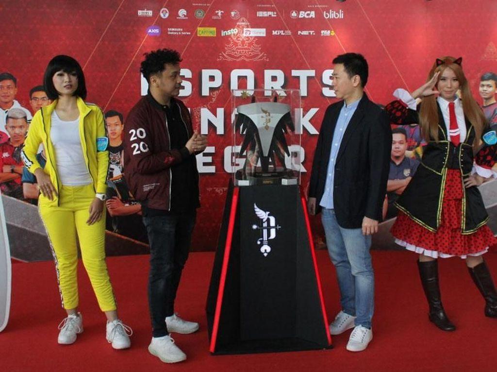 Dukung Kemajuan e-Sport Indonesia