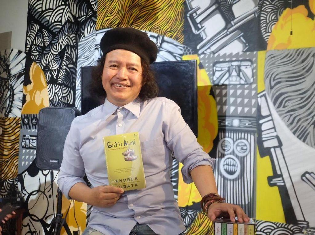 Andrea Hirata Batasi Jumpa Pembaca Usai Rilis 12 Novel, Mengapa?