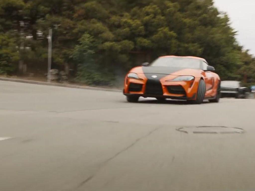 Fast & Furious 9: Han Kembali, Toyota Supra Ambil Peran