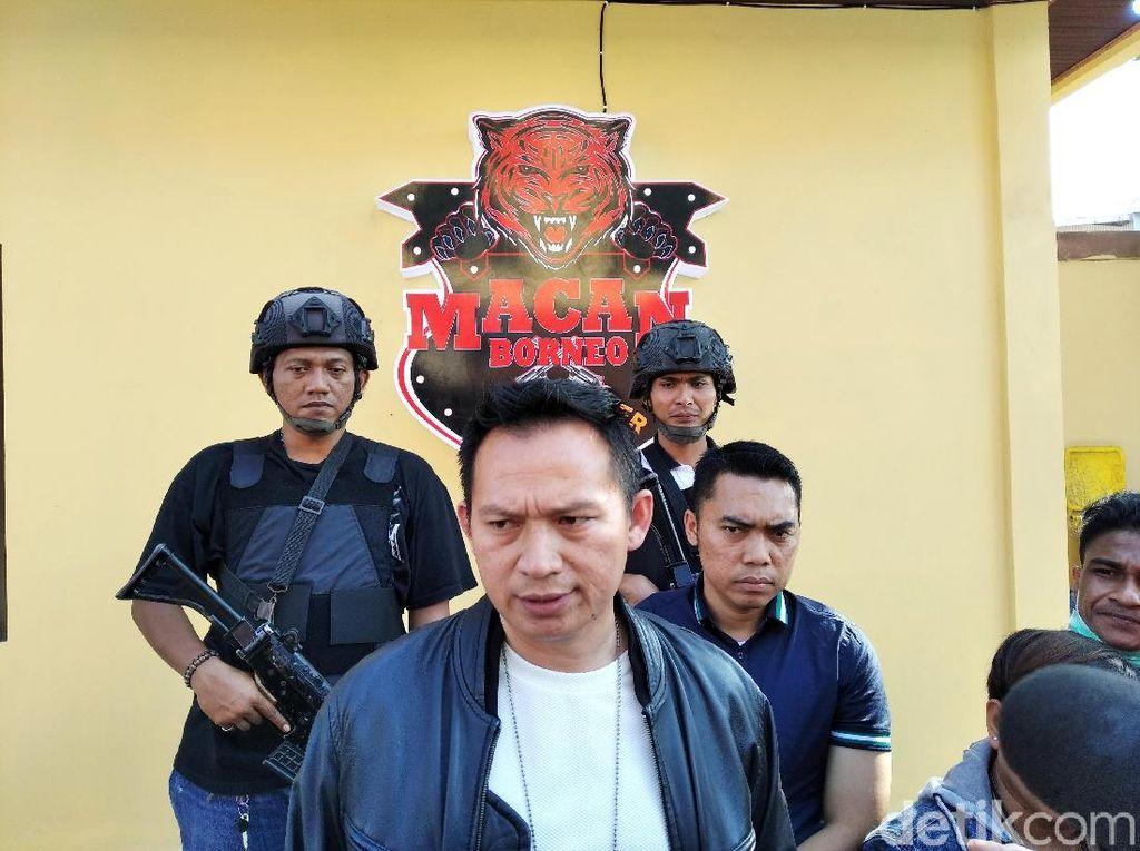 Polisi Temukan Ganja 2,5 Kg di Kamar Kos Mahasiswi di Samarinda