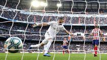 Tundukkan Atletico, Madrid Menjauh dari Barcelona