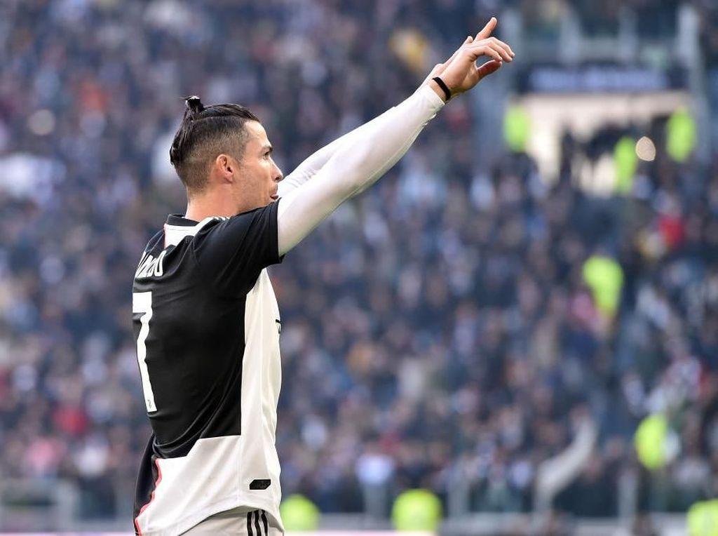 Lyon Vs Juventus: Tak Ada Taktik Anti-Ronaldo