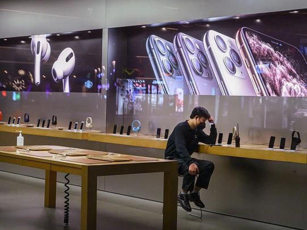 WeChat Mau Dilarang, China Gertak Soal iPhone