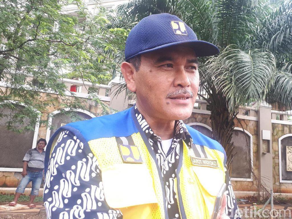 SDA PUPR Minta Anies Segera Bebaskan Lahan untuk Normalisasi Ciliwung