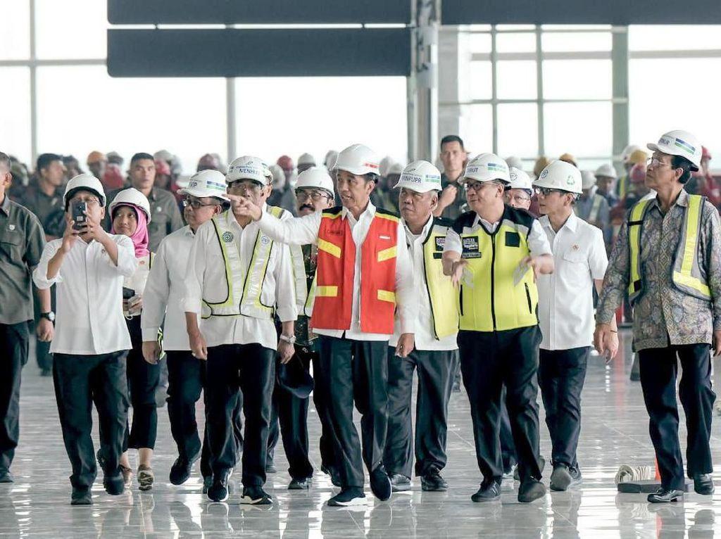 Harapan Jokowi dari Yogyakarta International Airport