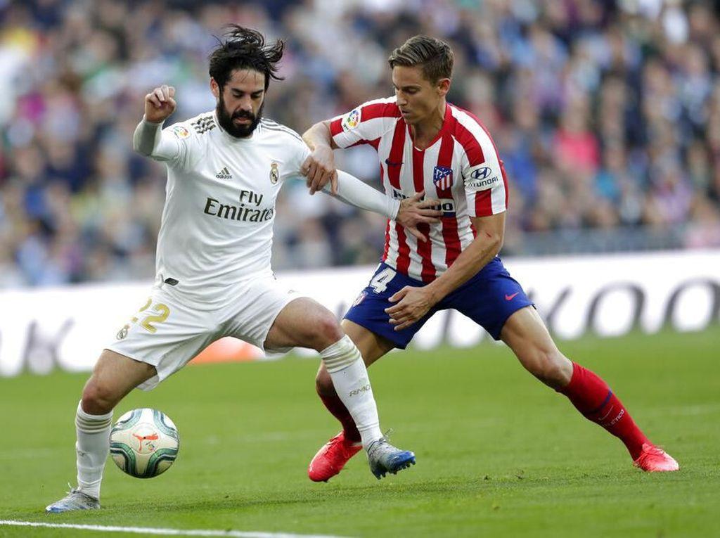 Madrid Sempat Buntu Hadapi Atletico, Zidane: Bukan karena Isco dan Kroos