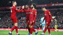 Liverpool Perlebar Jarak dengan Manchester City