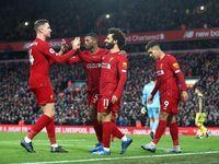 Sikat Norwich, Liverpool Butuh 5 Kemenangan Lagi Kunci Liga Inggris