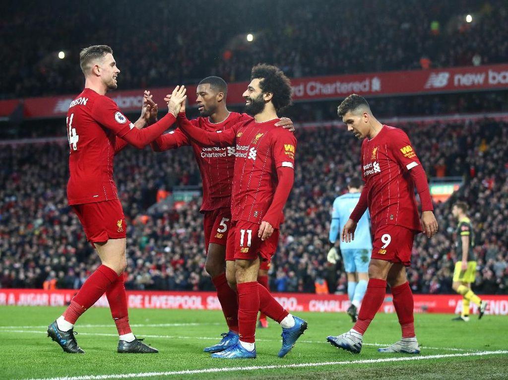 Laga-laga Liverpool Menuju Takhta Juara Liga Inggris