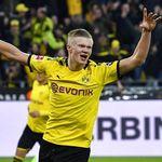 59 Menit 5 Gol, Haaland Jadi Pemain Terbaik Bundesliga di Januari
