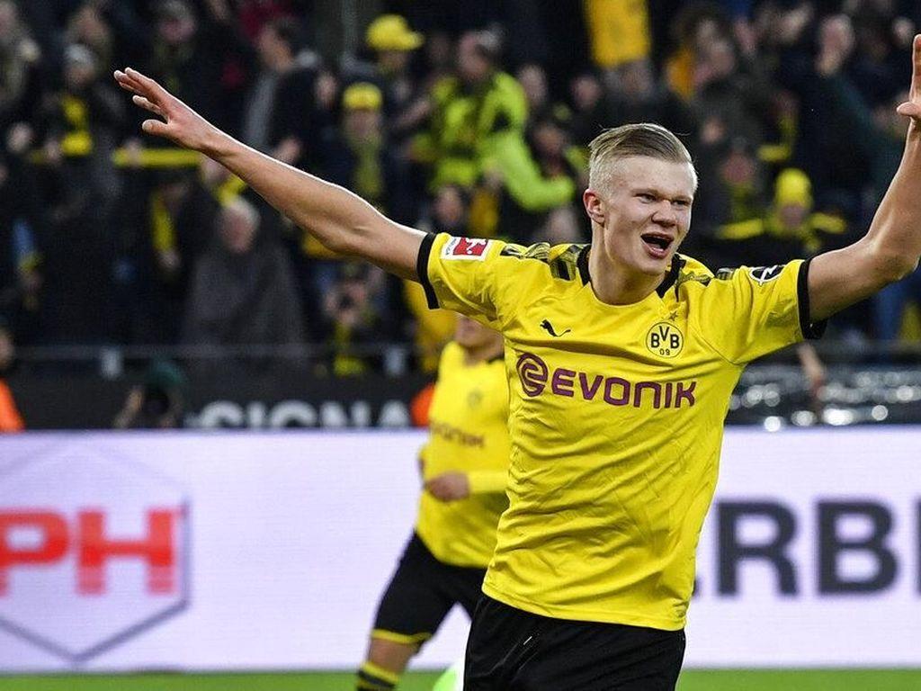 Melihat Haaland Menggila di Dortmund, Bagaimana Perasaanmu, Solskjaer?