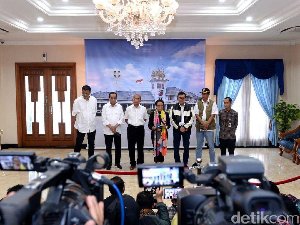 Indonesia Hentikan Sementara Bebas Visa bagi Turis China