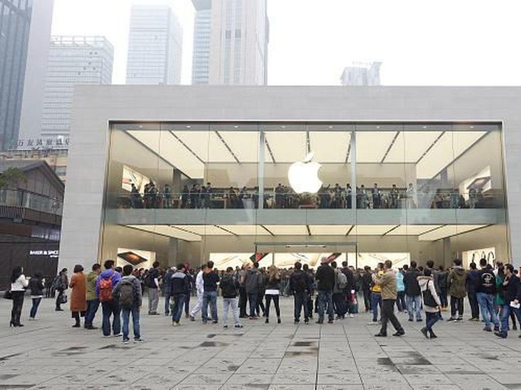 Huawei Digencet AS, China Ancam Lumpuhkan Apple