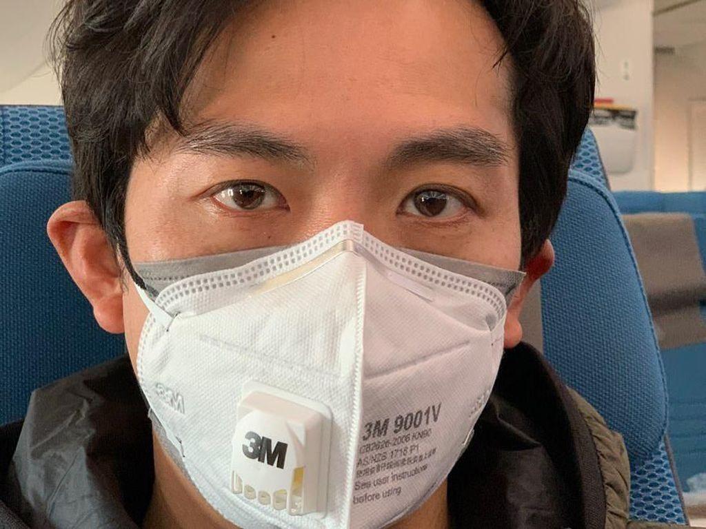 Pulang dari China, Aktor Ini Minta Dikarantina 14 Hari