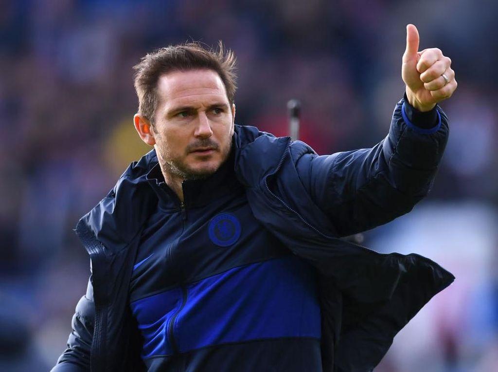 Pesan Lampard ke Pemain: Keluarga Dulu Baru Sepakbola