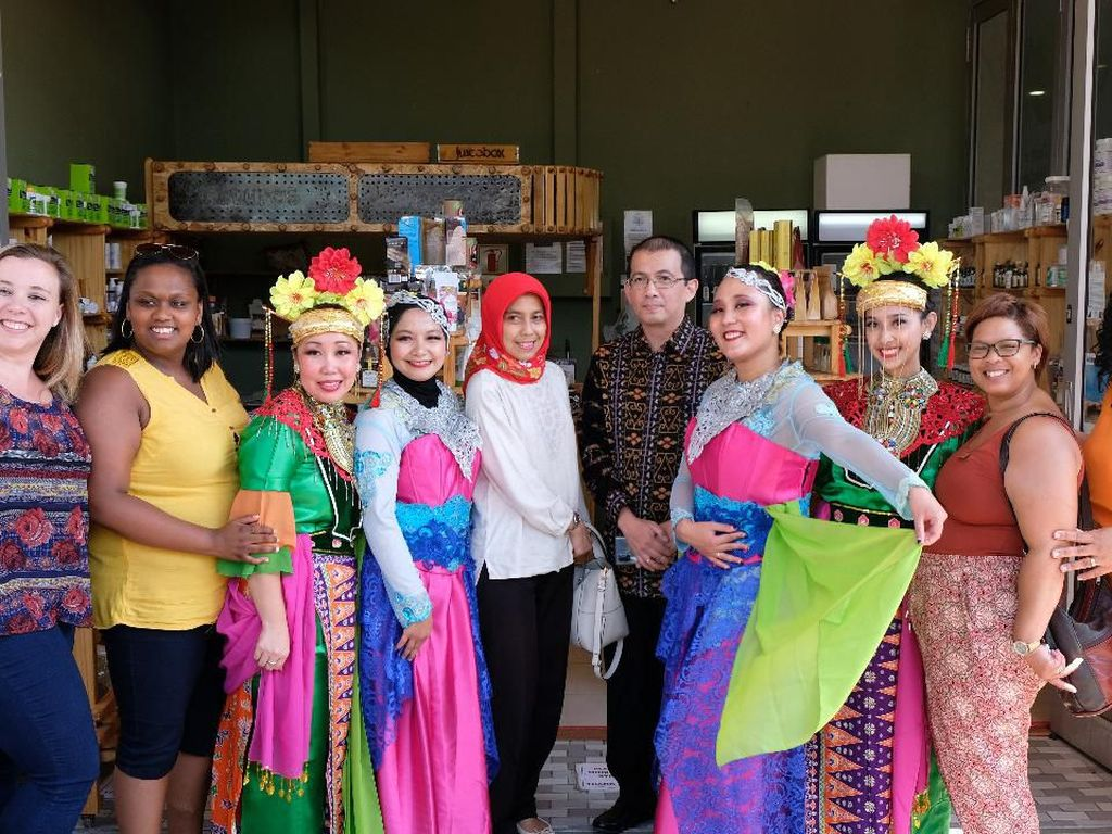 Budaya Betawi Meriahkan Diaz Festival 2020 di Cape Town