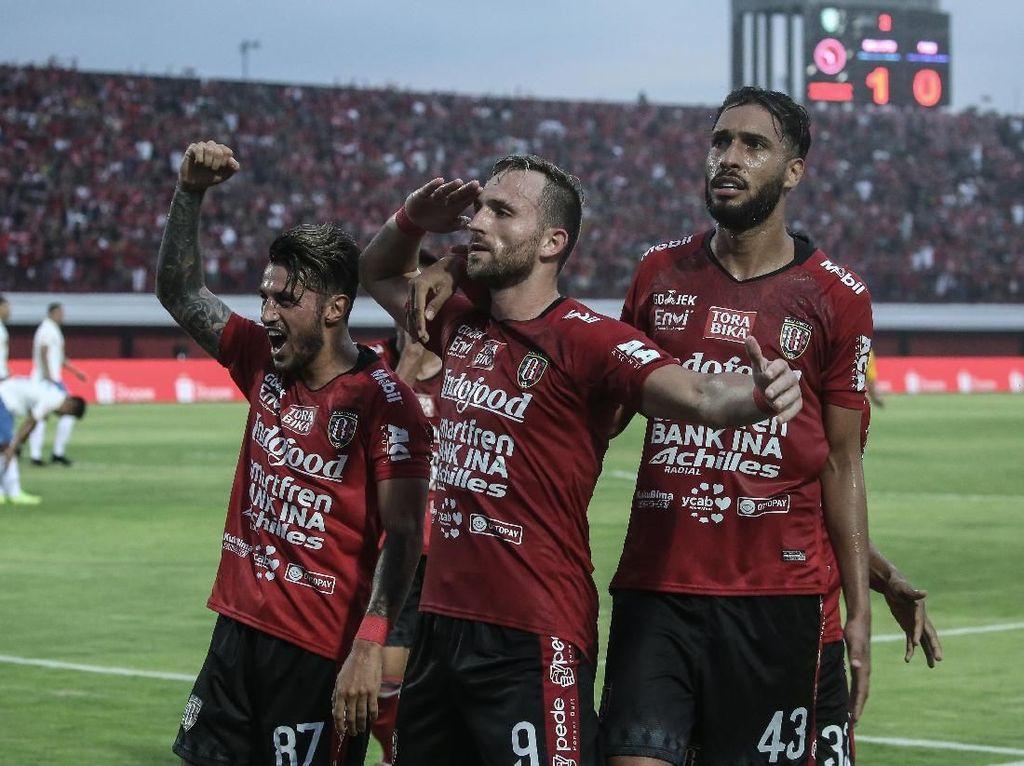 Hasil Drawing Piala AFC dan Lawan-lawan Bali United di Fase Grup