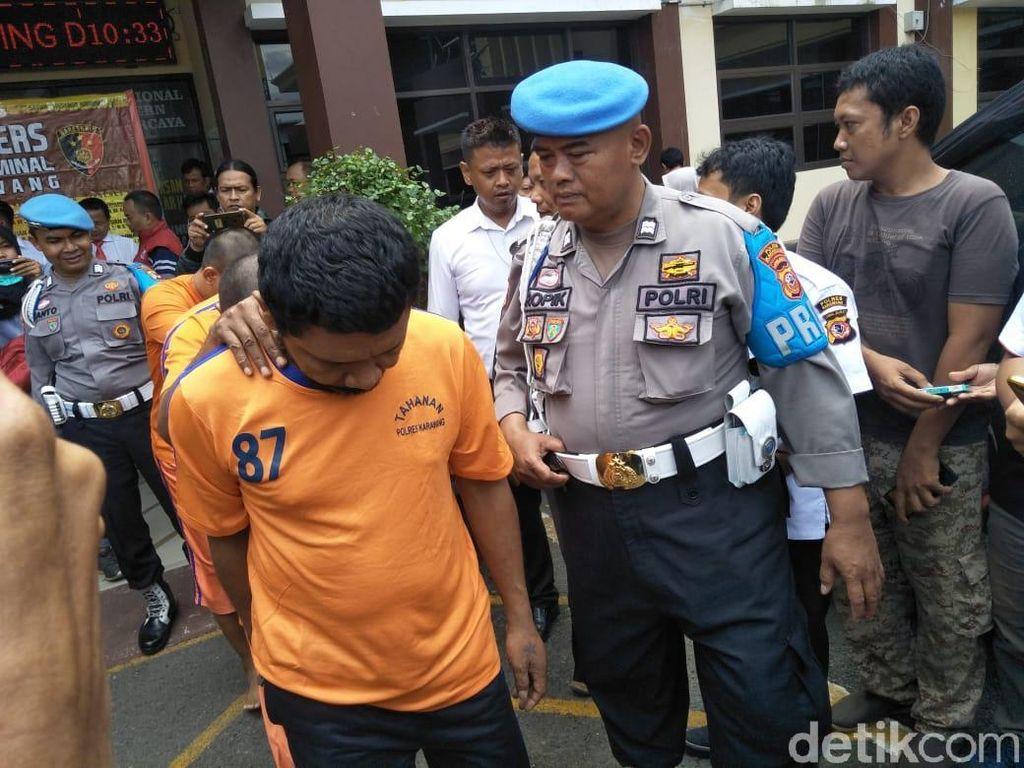 Tadah Barang Curian, Tukul Ditangkap Polisi Karawang