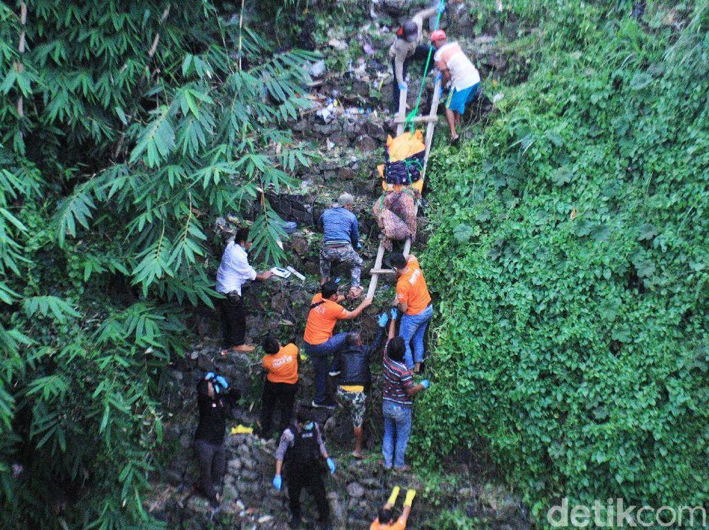 Nasib Rentenir di Bandung: Mayat Dibuang ke Jurang-Dihantam Tabung Gas