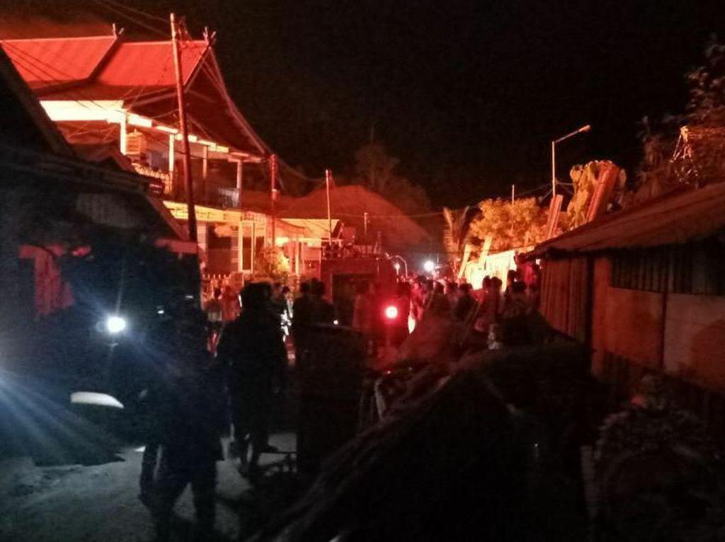 300 Rumah Warga di Toli-Toli Terbakar, 1 Orang Tewas