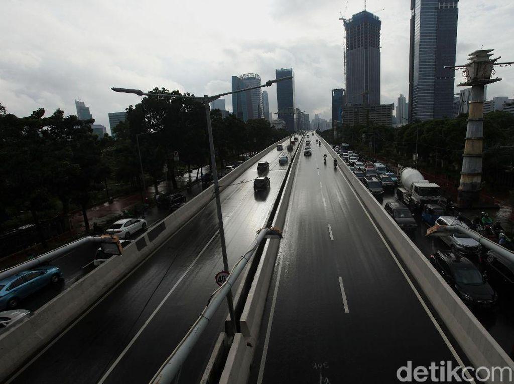 4 Hari Tilang Elektronik di Jakarta, 659 Pemotor Ditindak