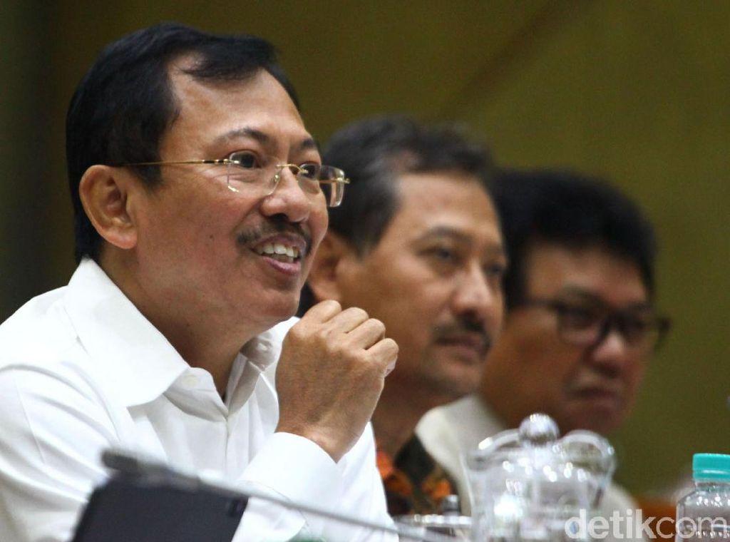 Pemerintah Siapkan Opsi 100 Pulau untuk Lokasi RS Khusus Virus Menular