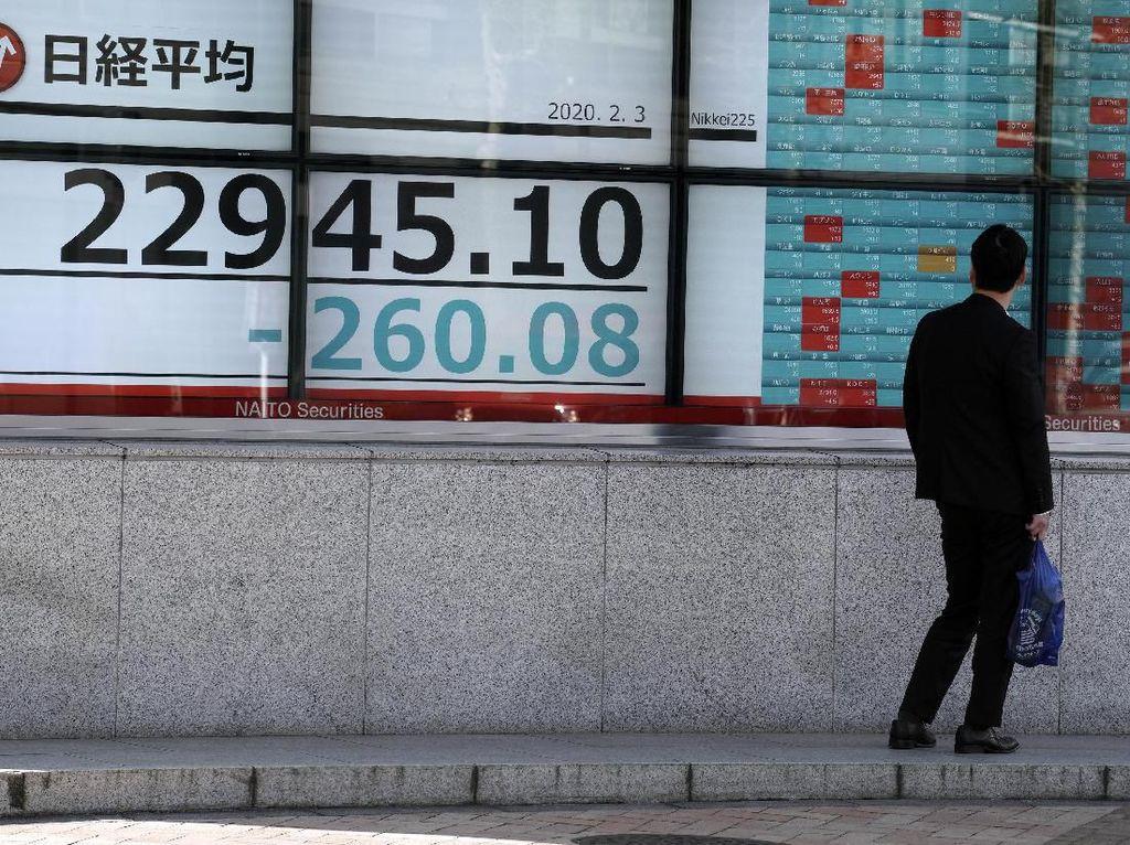 Kasus Corona Baru di AS Jadi Momok Bagi Bursa Asia