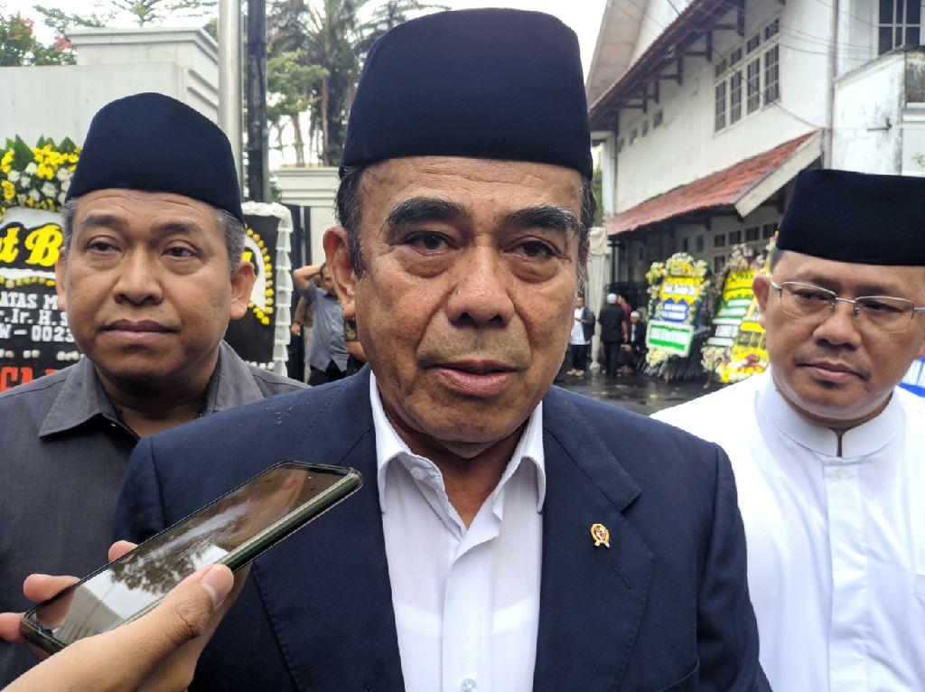 Stafsus Bantah Menag Fachrul Razi Kembali Positif COVID-19: Beliau Sehat