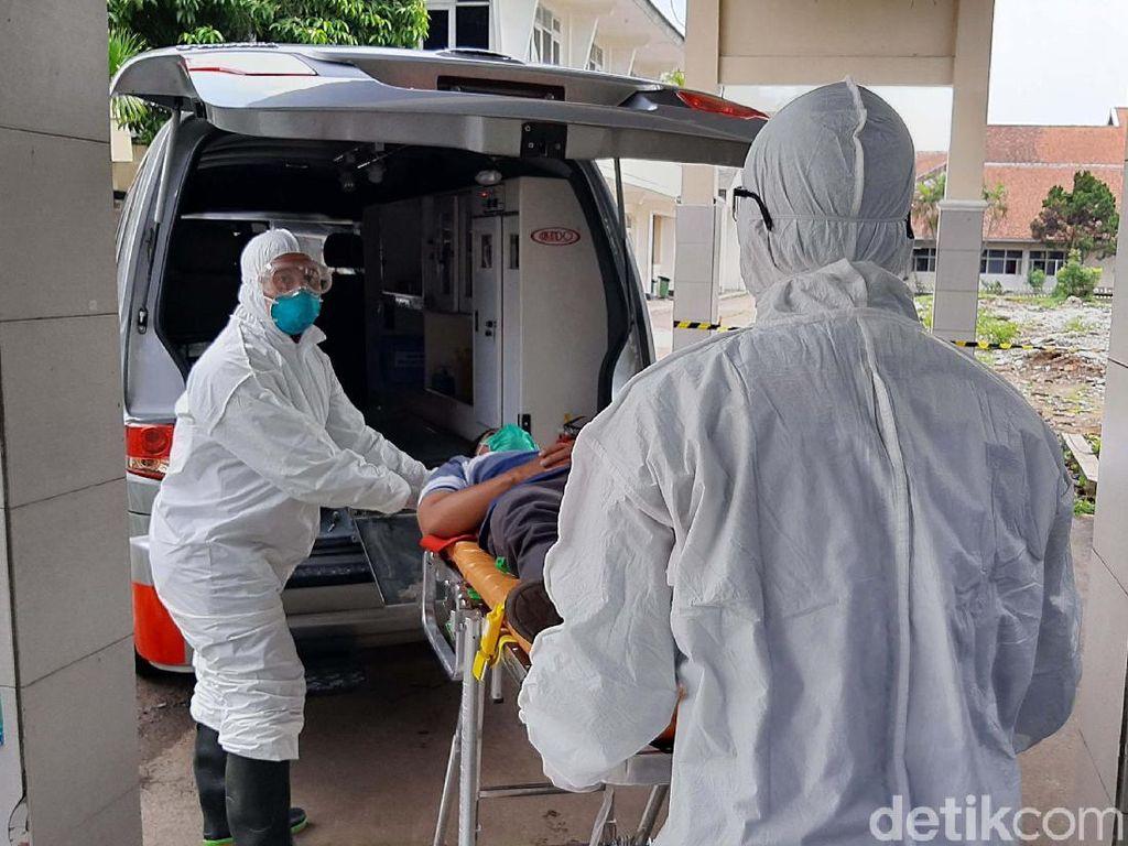 Dokter Eka Hospital: Pasien Benar Terinfeksi Virus, Tapi Bukan Corona