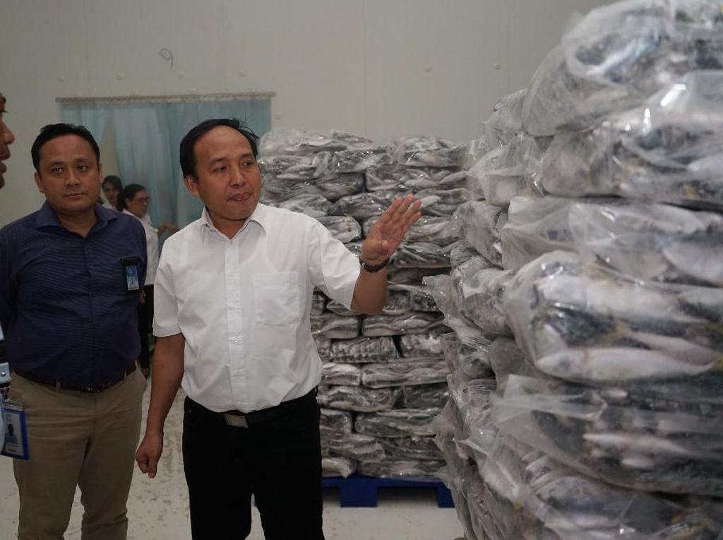 Pemerintah Genjot Ekspor Produk Perikanan di Papua