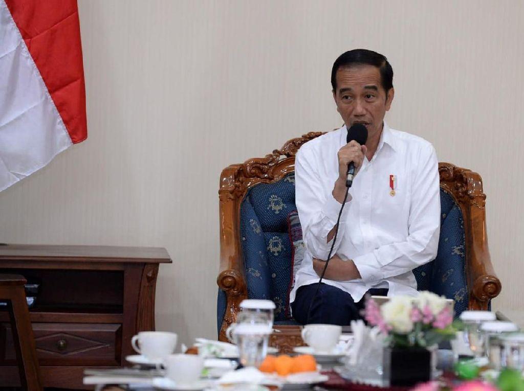 Geram Karhutla Berulang, Jokowi: 99% Motif Ekonomi