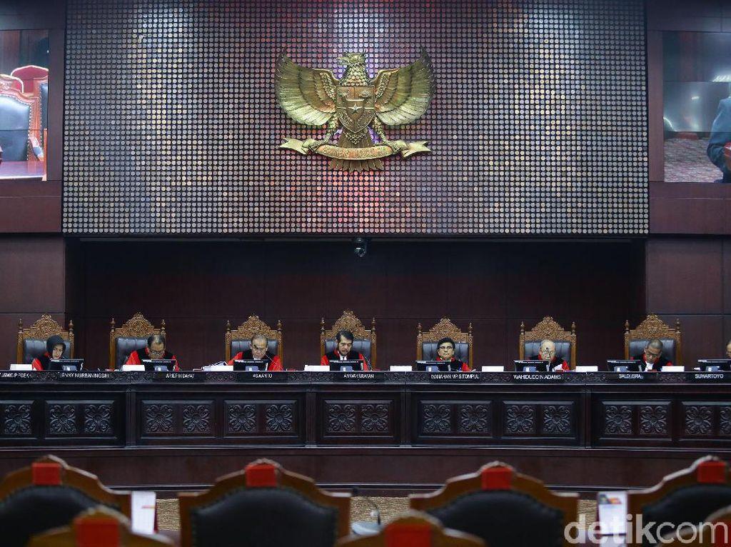 Pemerintah Jelaskan soal Penyadapan di Sidang Uji Formil UU KPK