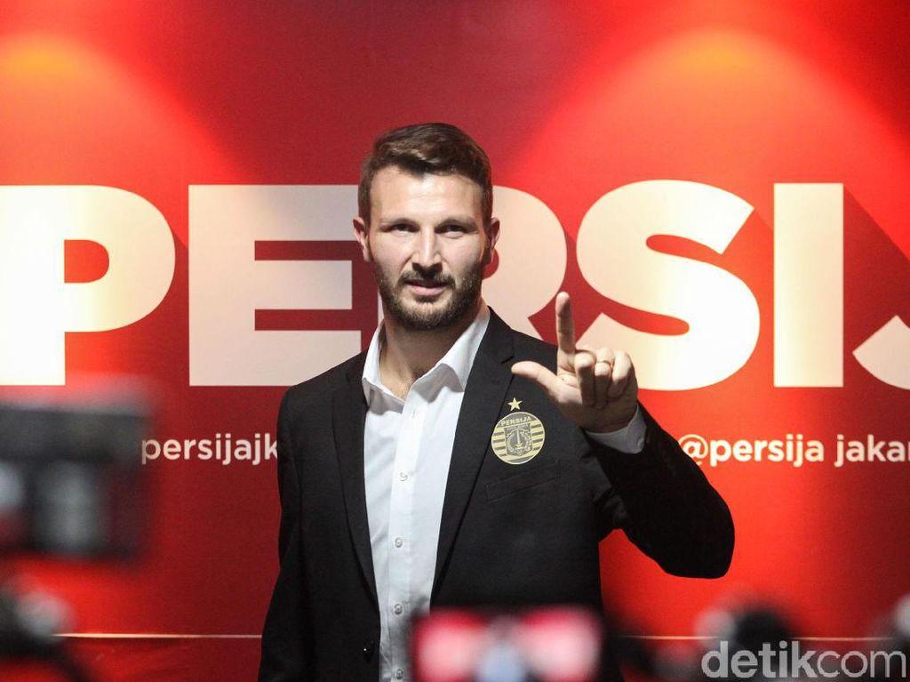 Gabung Persija Jakarta, Marco Motta Cari Kenyamanan