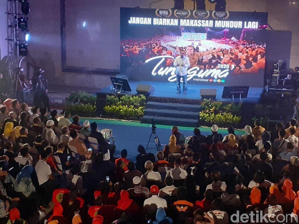 Jelang Pilwalkot Makassar, Danny Pomanto Luncurkan Visi-Misinya