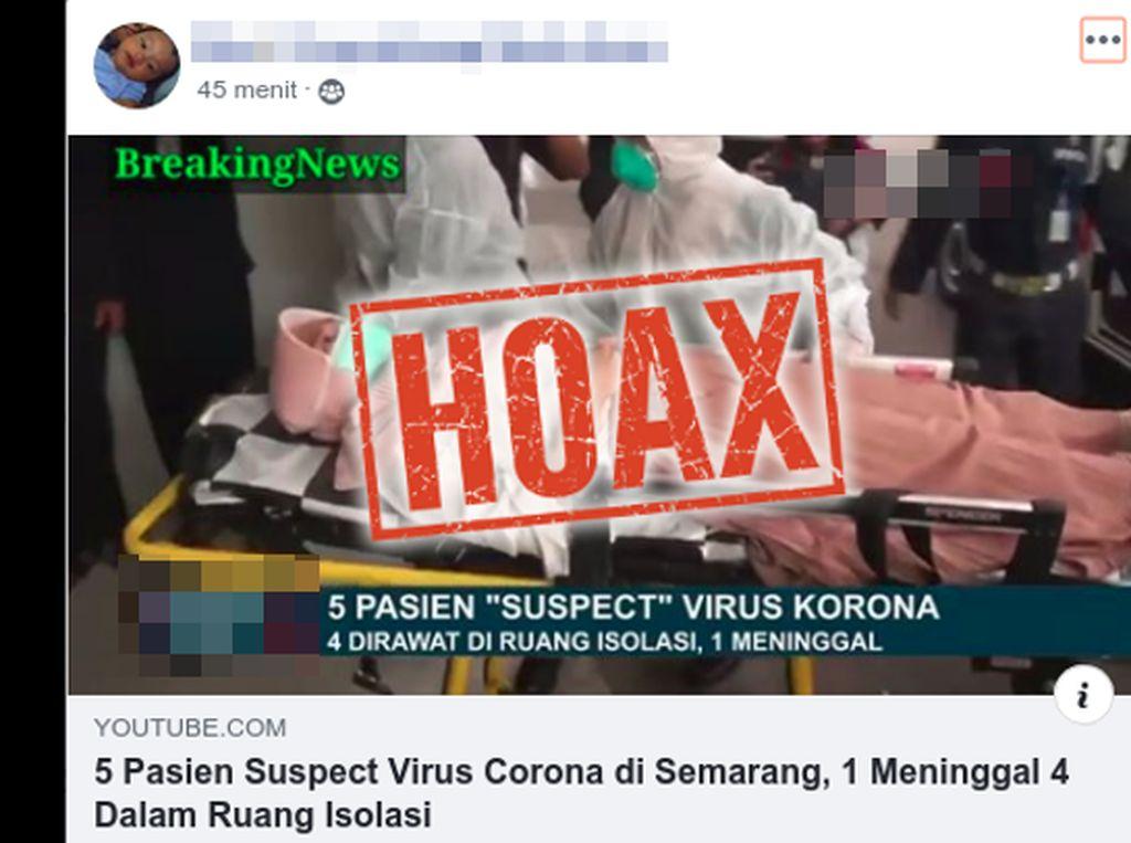 Video Ada 102 Hoax Soal Corona, Moeldoko: Saya Minta Hentikan!