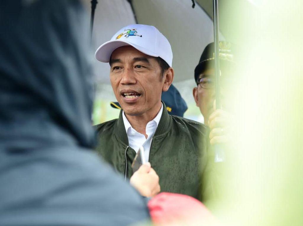 Jokowi: Renovasi Total Masjid Istiqlal Pertama Sejak 41 Tahun, Hati-hati