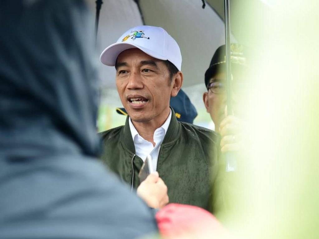 Jokowi Targetkan Angka Stunting Turun Jadi 14%