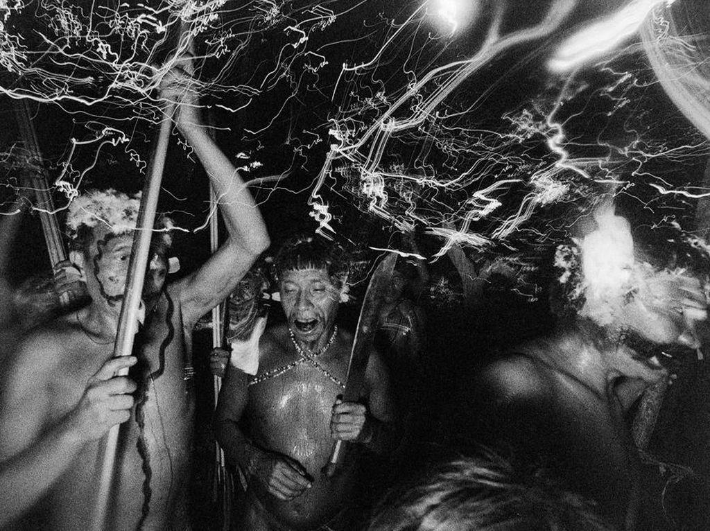 Potret Suku Yanomami di Amazon yang Terancam Virus Corona