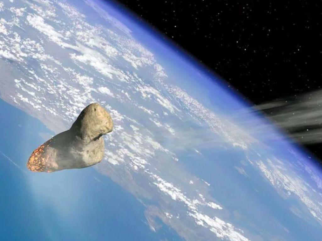 Asteroid Sebesar Bianglala London Eye Akan Dekati Bumi Pekan Ini