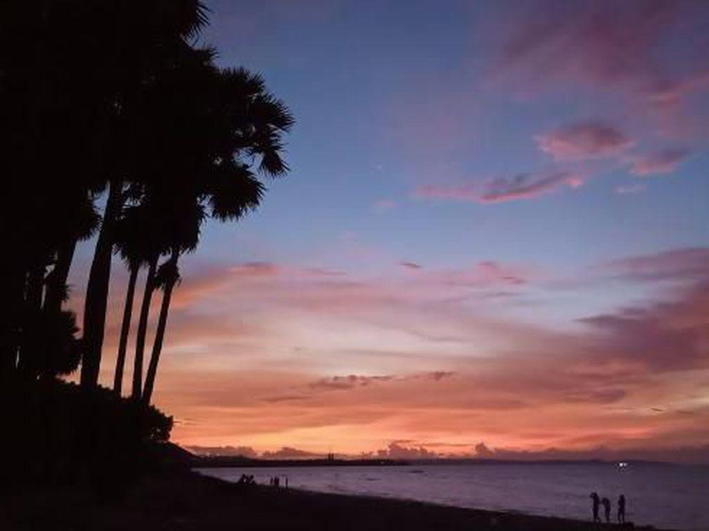 Pantai Oesapa, Spot Terbaik Melihat Sunset di Kupang
