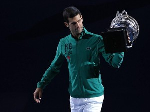 Novak Djokovic Mengenang Kobe Bryant