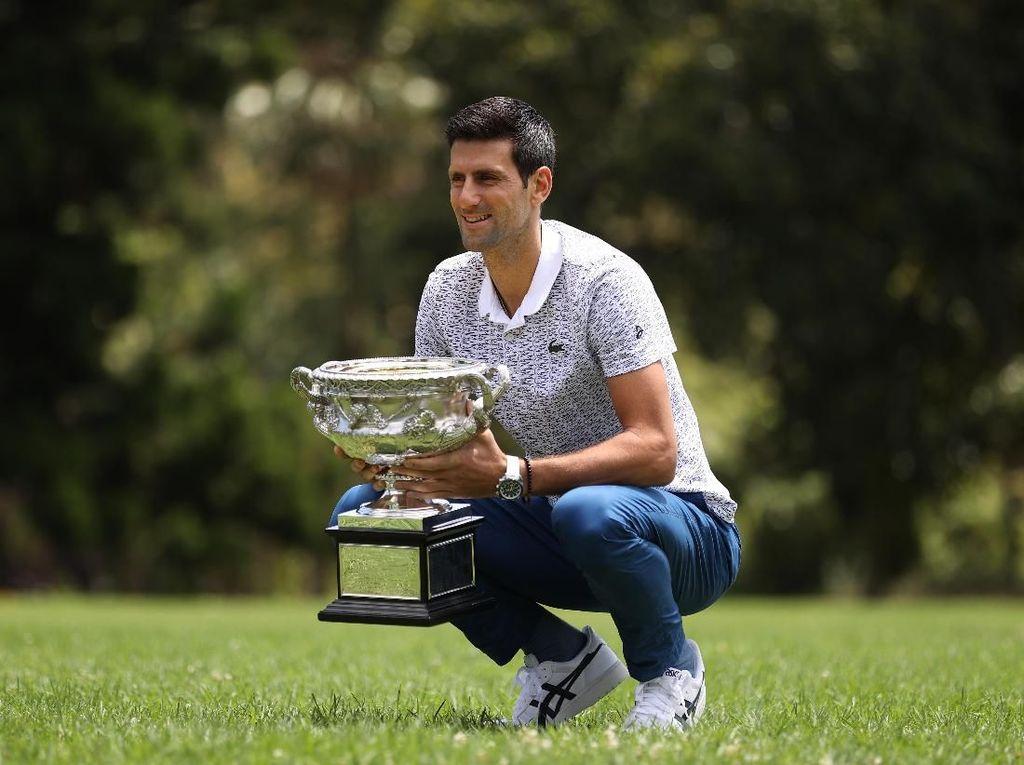 Djokovic Juara Australia Terbuka 2020 yang Hidupkan Wisata Kampung Halaman