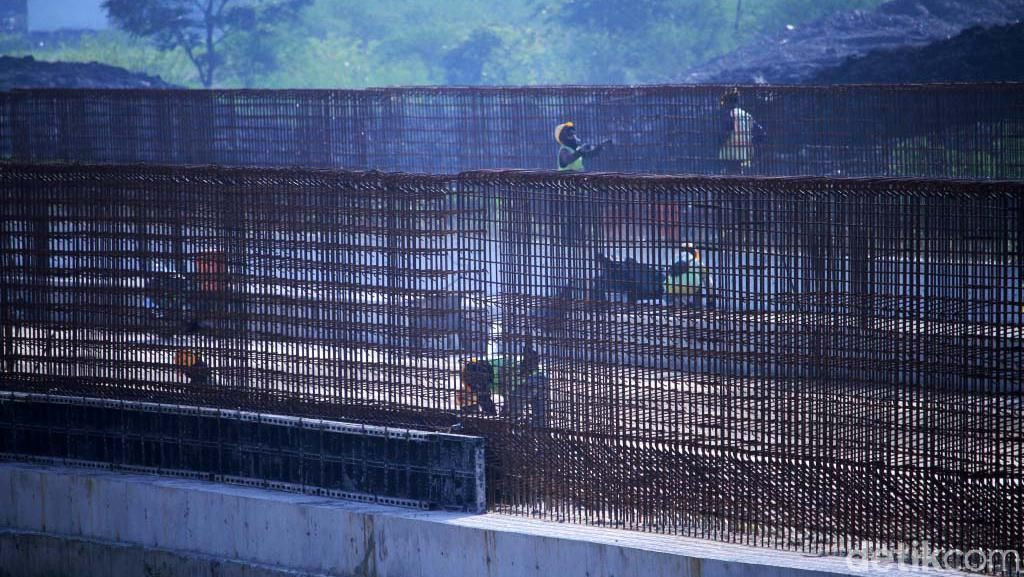 Progres Terkini Pembangunan Stasiun Kereta Cepat Tegalluar