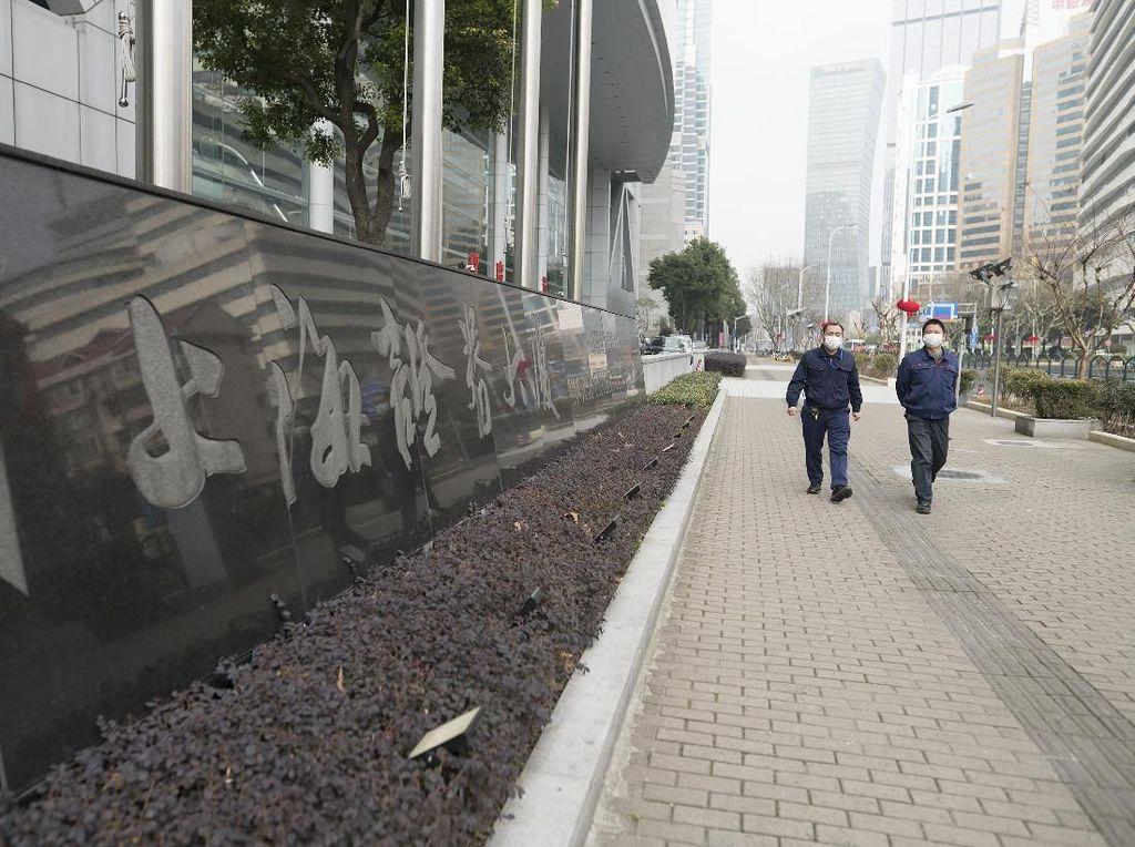 China Bete RI Setop Penerbangan Gara-gara Corona