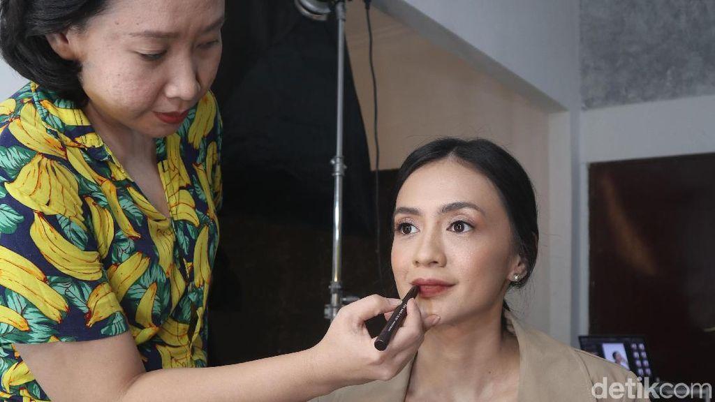 Foto: BTS Pemotretan Wolipop Bersama Bintang NKCTHI