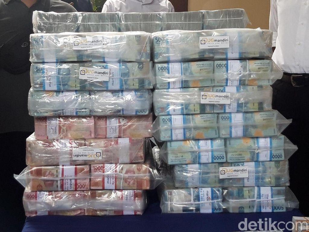Dapat Tambahan, Uang Sitaan Kasus MeMiles Jadi Rp 150 M